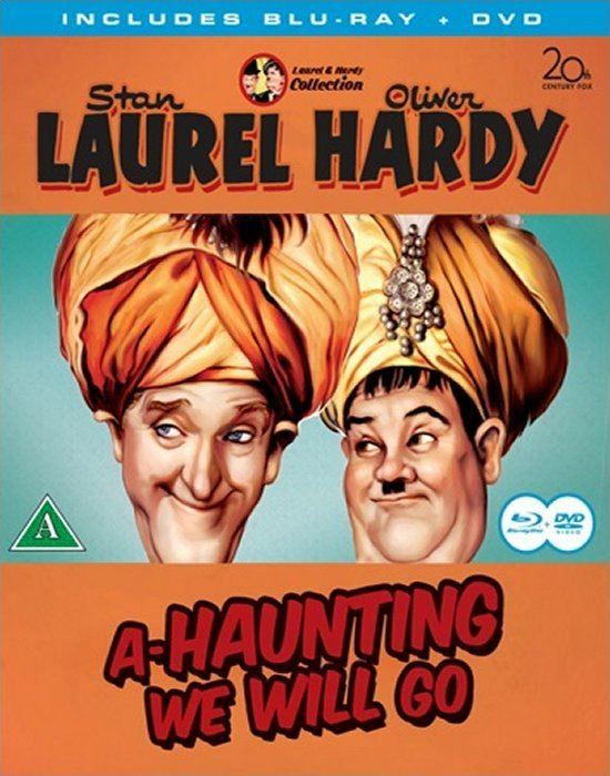 A-Haunting We Will Go (1942 film) Another Nice Mess The Films from the Hal Roach Studios and more