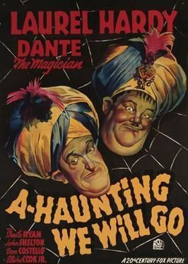 A-Haunting We Will Go (1942 film) httpsuploadwikimediaorgwikipediaen553L2