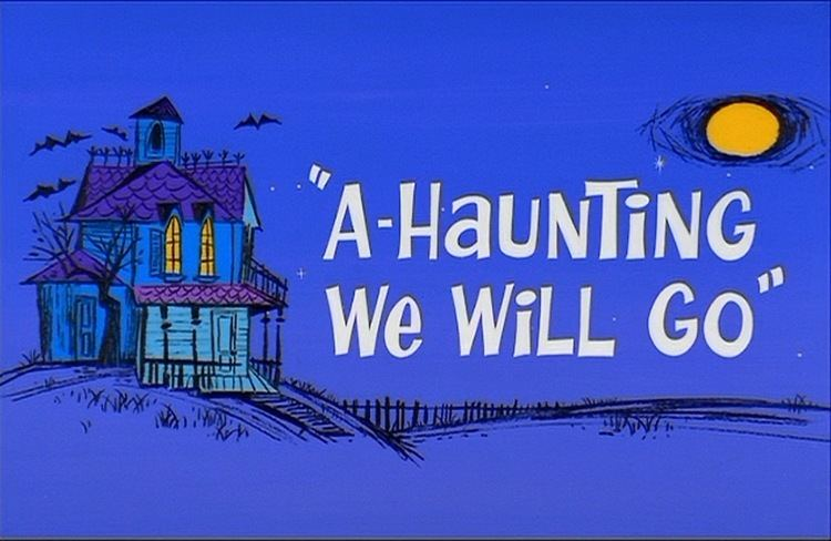 A-Haunting We Will Go (1966 film) Holiday Film Reviews AHaunting We Will Go