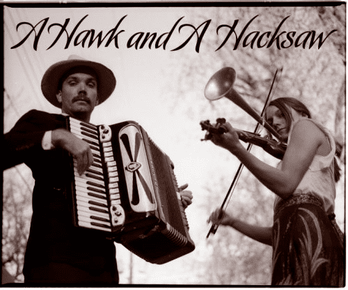 A Hawk and a Hacksaw A Hawk and a Hacksaw at The Riot Room by Bo Flores nightlifekccom