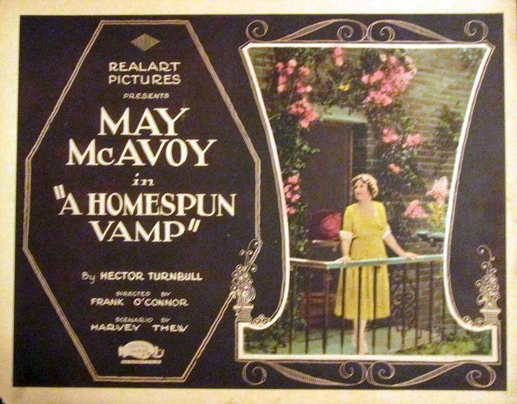 A Homespun Vamp A Homespun Vamp Wikipedia