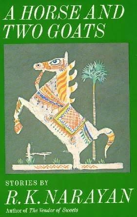 A Horse and Two Goats and Other Stories httpsimgfantasticfictioncomimagesc2c11585jpg