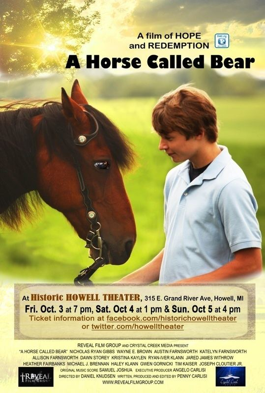 A Horse Called Bear A Horse Called Bear Christian MovieFilm Crystal Creek CFDb