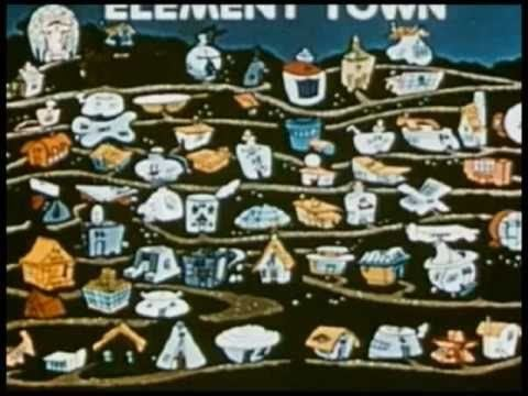 A Is for Atom A is for Atom 1952 Educational Animated Film Part 12 YouTube