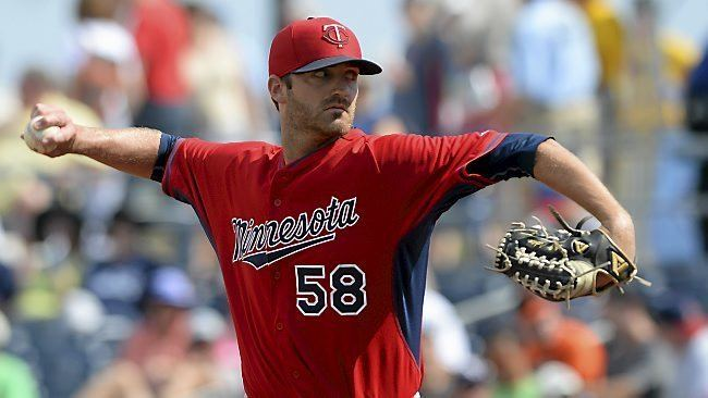 A. J. Achter Tom Powers Twins39 AJ Achter might be the best reliever