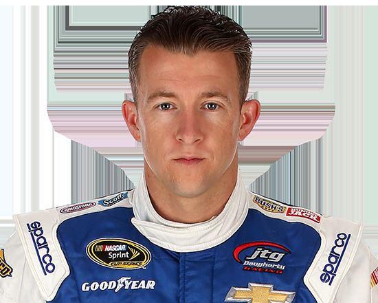 A. J. Allmendinger AJ Allmendinger NASCARcom