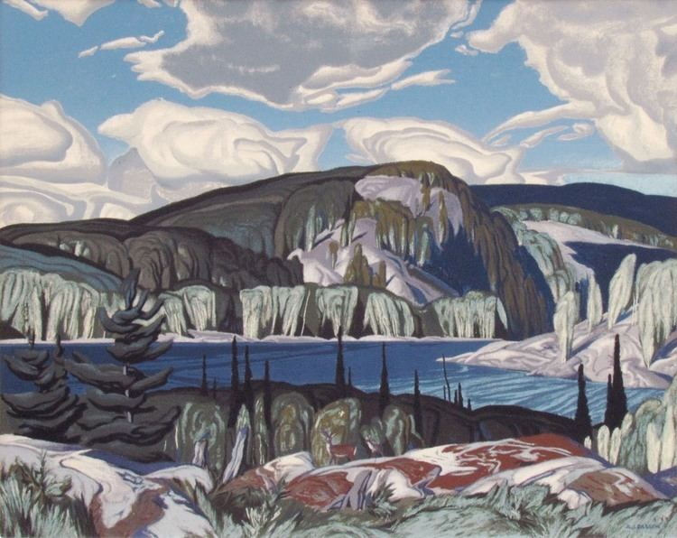 A. J. Casson SampsonMatthews Limited Art and Artwork For Sale by