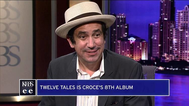 A. J. Croce San Diego Musician AJ Croce Performs Songs From New Album
