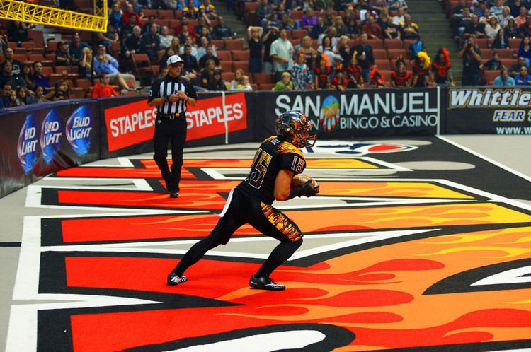 A. J. Cruz Bears sign former Arena League receiver AJ Cruz
