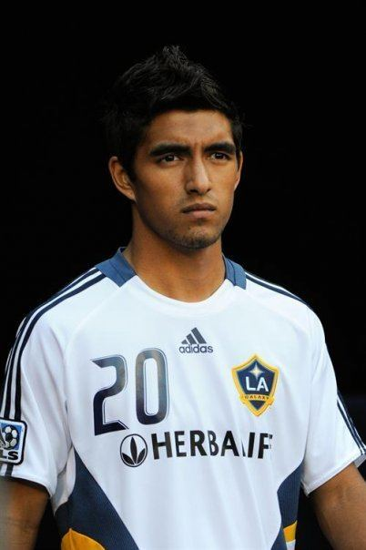 A. J. DeLaGarza AJ De La Garza Angel City Brigade LA Galaxy Supporters
