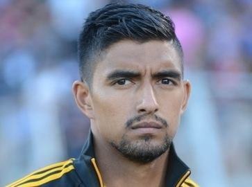 A. J. DeLaGarza Luca Knows Heart AJ DeLaGarza Named MLS WORKS