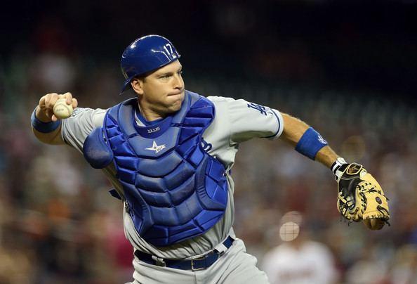 A. J. Ellis AJ Ellis Growing Confidence in Baseball Baseball