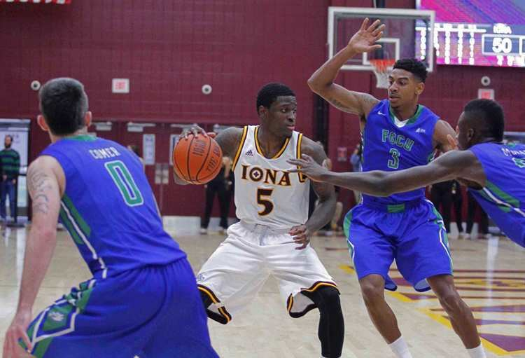 A. J. English (basketball, born 1992) AJ English Is Tim Cluess39 Hardest Worker At Iona