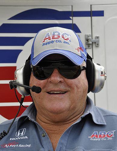 A. J. Foyt AJ Foyt Racing And HPD Team For 2012 IndyCar Season