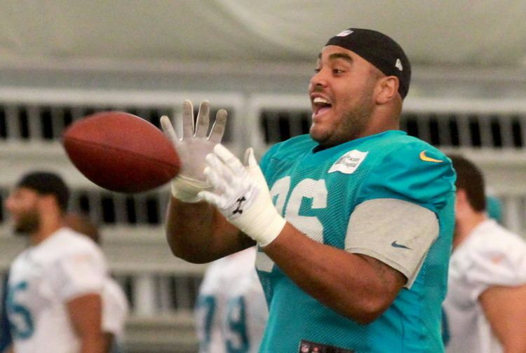A. J. Francis Miami Dolphins defensive tackle AJ Francis wants to be