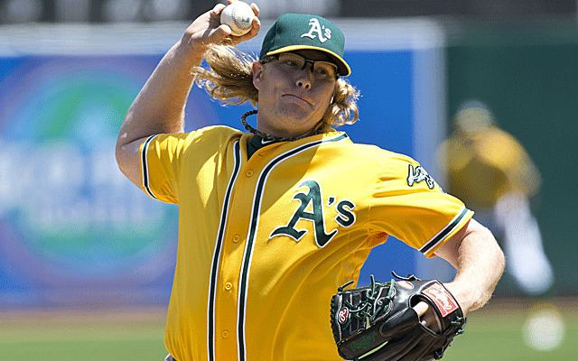 A. J. Griffin Bases Are Loaded The Oakland A39s Release AJ Griffin