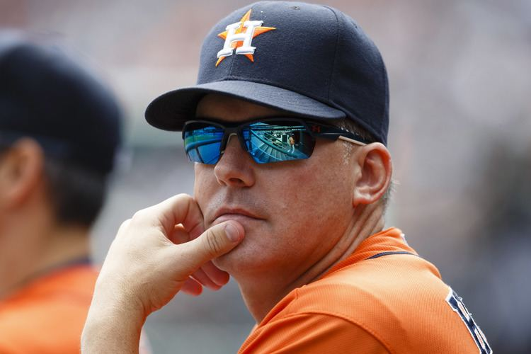 A. J. Hinch Peter Gammons AJ Hinch is the right man in Houston