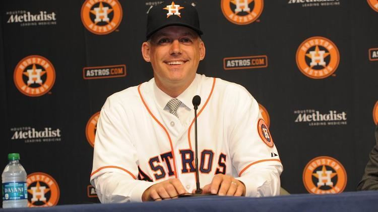 A. J. Hinch Houston Astros name AJ Hinch new manager Houston