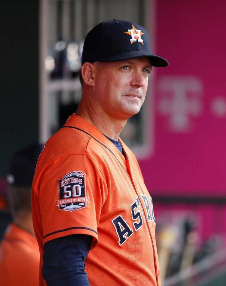 A. J. Hinch Astros manager Hinch employs evenkeel approach for good