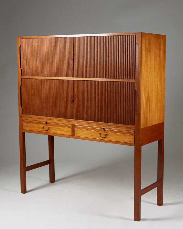A. J. Iversen Cabinet designed by Ole Wanscher for A J Iversen Modernity