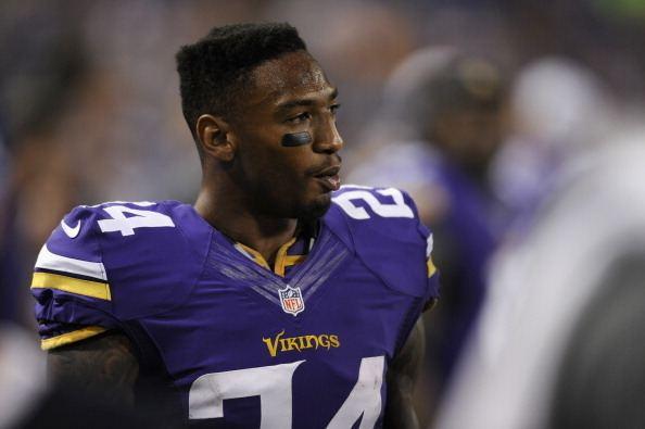 A. J. Jefferson Minnesota Vikings Cut AJ Jefferson Following Arrest