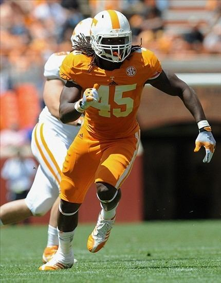 A. J. Johnson (linebacker) 2014 NFL Draft PreSeason Breakdown AJ Johnson ILB