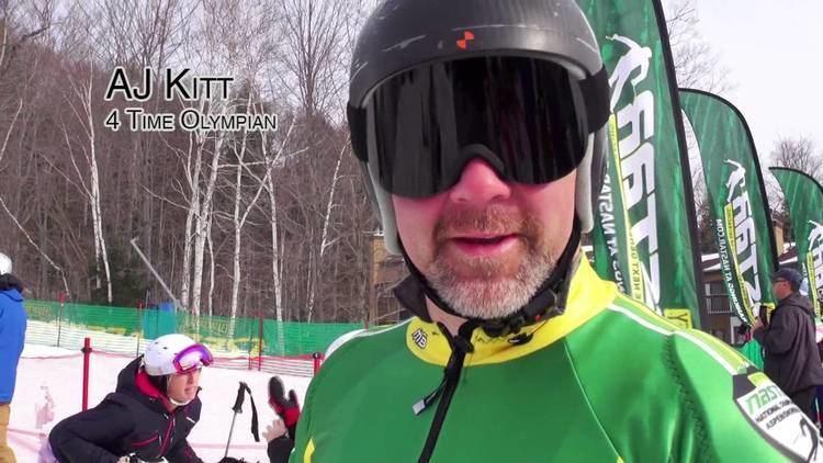 A. J. Kitt Four time Olympian AJ Kitt loves Okemo YouTube