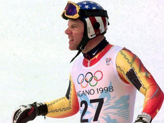 A. J. Kitt AJ Kitt led American skiers