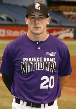A. J. Murray (baseball) Andrew Murray Player Profile Perfect Game USA