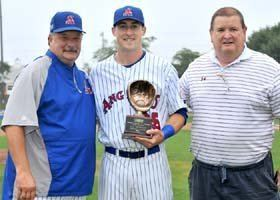 A. J. Murray (baseball) Cape Cod Baseball League Weekly Season News