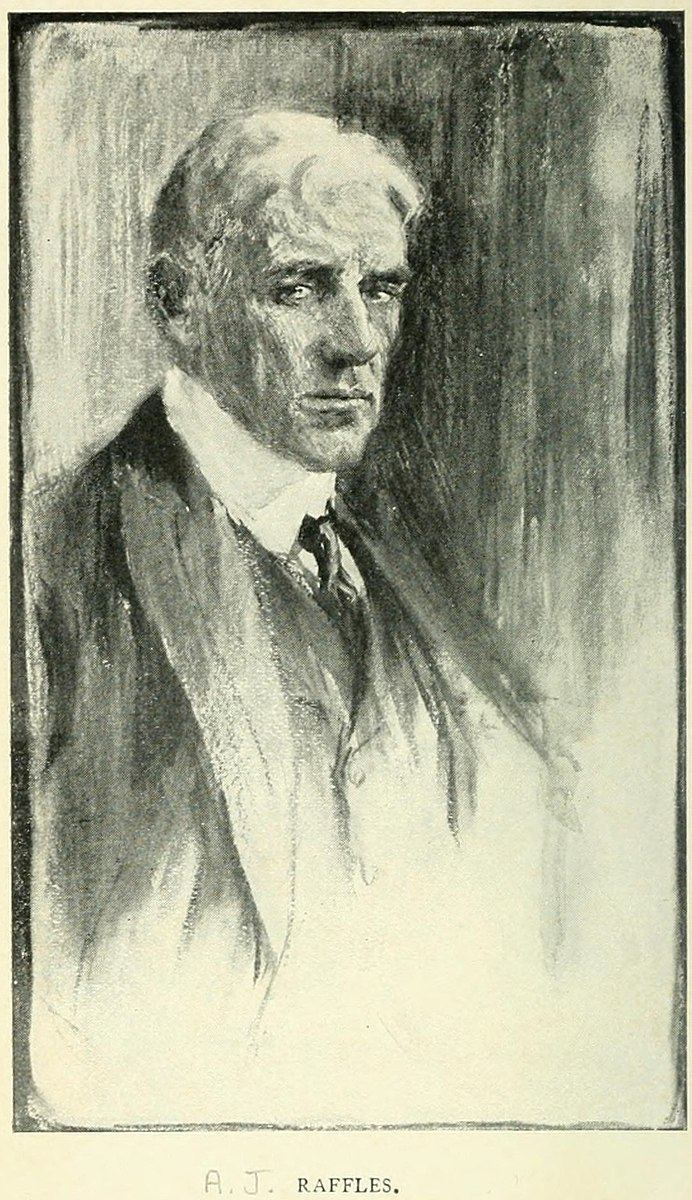 A. J. Raffles (character)