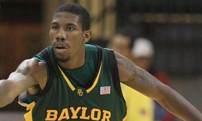 A. J. Walton Baylor StudentAthlete Spotlight AJ Walton Big 12