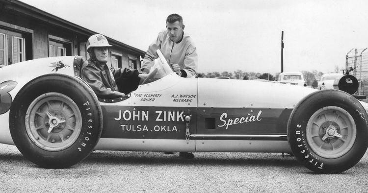 A. J. Watson Legendary Indy 500 car builder AJ Watson dies at 90