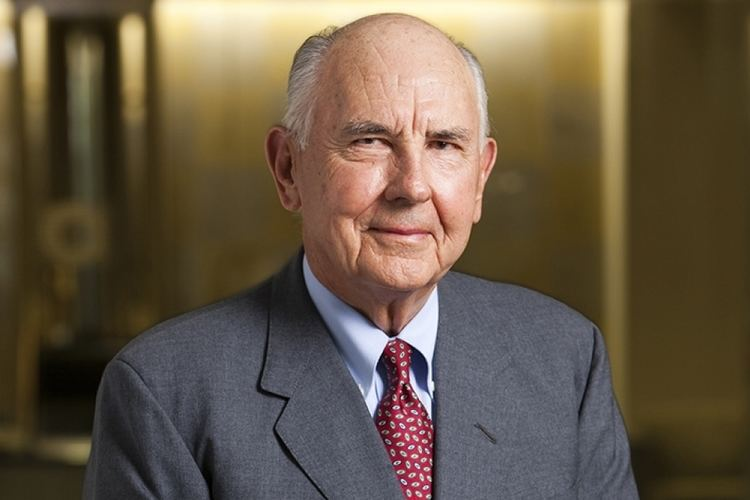 A. James Clark In Memoriam Trustee Emeritus A James Clark GW Today