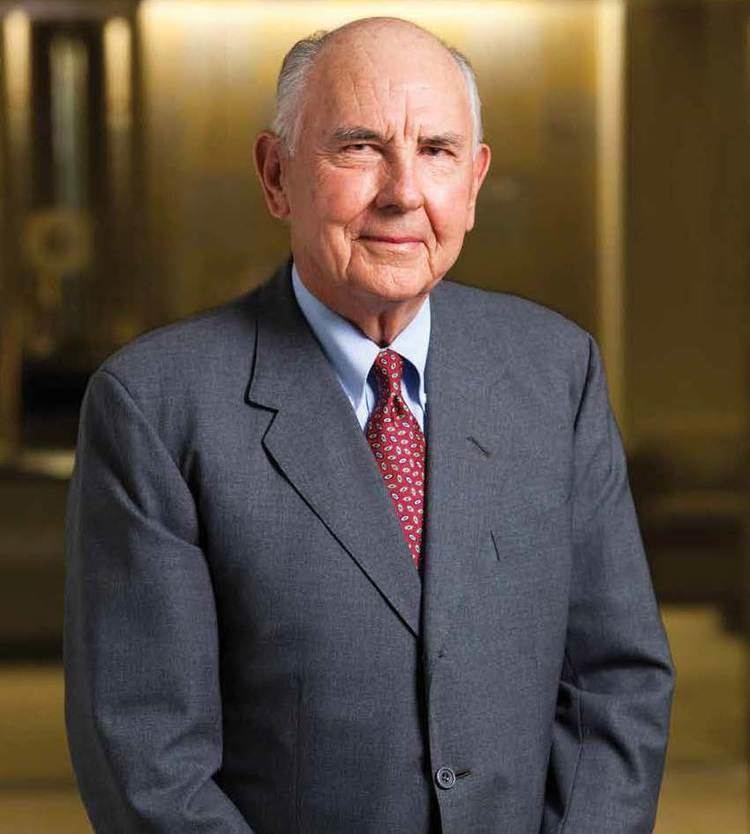 A. James Clark In Memoriam A James Clark GW Impact