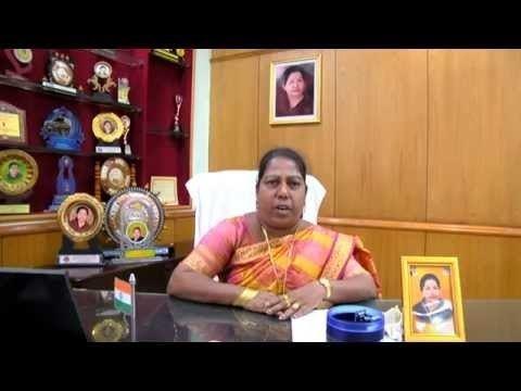 A. Jaya Smart City Tiruchirappalli Mayor Smt A Jaya YouTube