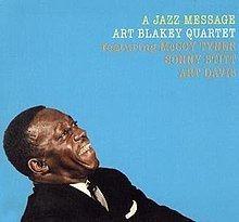 A Jazz Message httpsuploadwikimediaorgwikipediaenthumb5