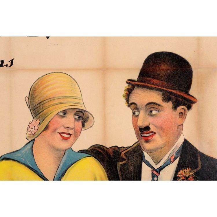 A Jitney Elopement 599999 Original Charlie Chaplin Movie Poster Charlot Fiance A