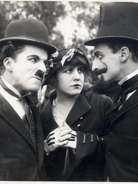 A Jitney Elopement Charlie Chaplin A Jitney Elopement