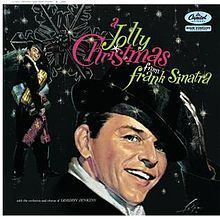 A Jolly Christmas from Frank Sinatra httpsuploadwikimediaorgwikipediaenthumb9