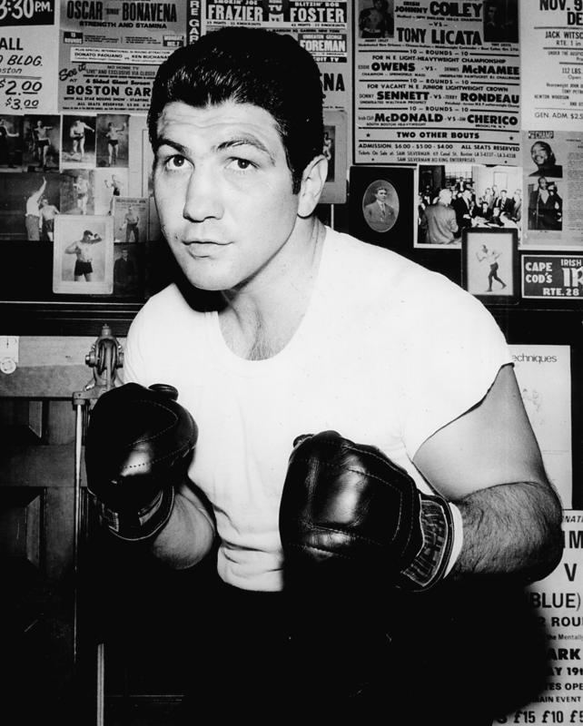 A. Joseph DeNucci Fitzgerald Joe DeNucci a champ in political ring Boston Herald