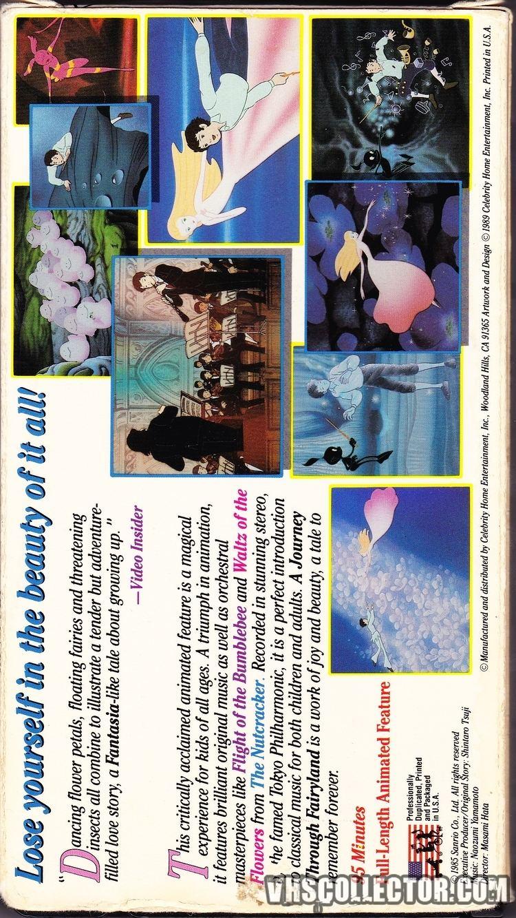 A Journey Through Fairyland A Journey Through Fairyland VHSCollectorcom Your Analog