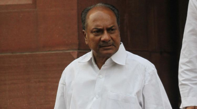 A. K. Antony Congress nominates AK Antony for Rajya Sabha election from Kerala