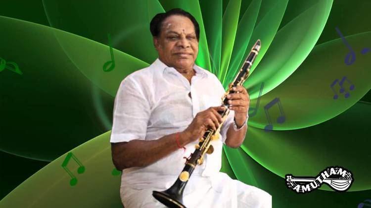 A. K. C. Natarajan Tamarai Pootha The Clarinet Akc Natarajan YouTube