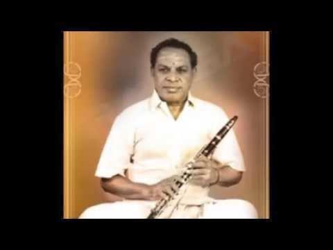 A. K. C. Natarajan Vidwan A K C Natarajan Clarinet concert USA 1977 YouTube