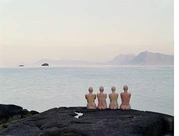 A. K. Dolven A K Dolven at Bergen International Festival Exhibition