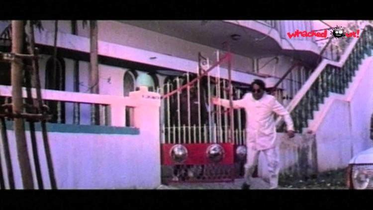 A (Kannada film) movie scenes A Upendra mental Upendra Iam God God Is Great Scene
