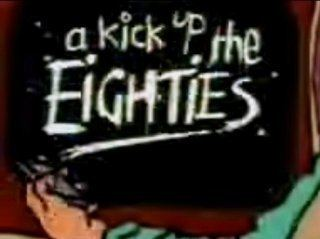 A Kick Up the Eighties A KICK UP THE EIGHTIES SERIES 1 amp 2 DVD TRACY ULLMAN for sale