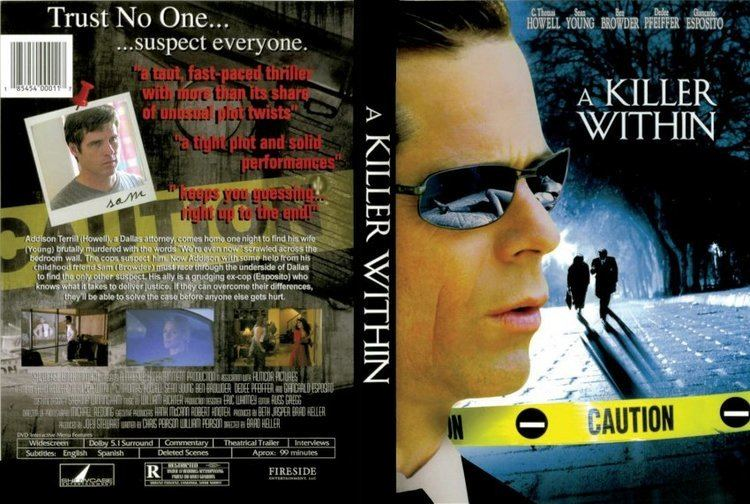 A Killer Within A Killer Within Movie DVD Scanned Covers 1573A Killer Within