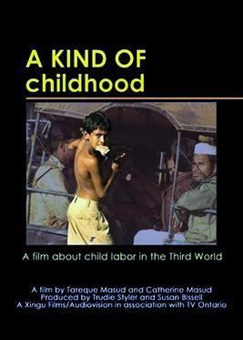 A Kind of Childhood movie poster